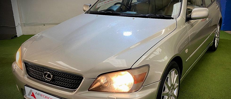 03' Lexus IS200 AUTOMATIC