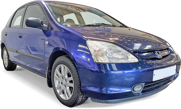 Mid-price rental car mildenhall