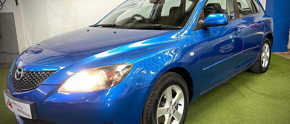 2006 - Mazda 3 1.6 TS2 5dr