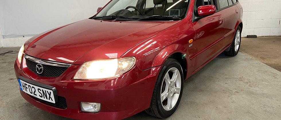 Mazda 323F 1.6GSi