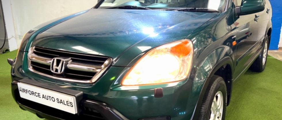 Honda CR-V I-Vtec Executive Auto