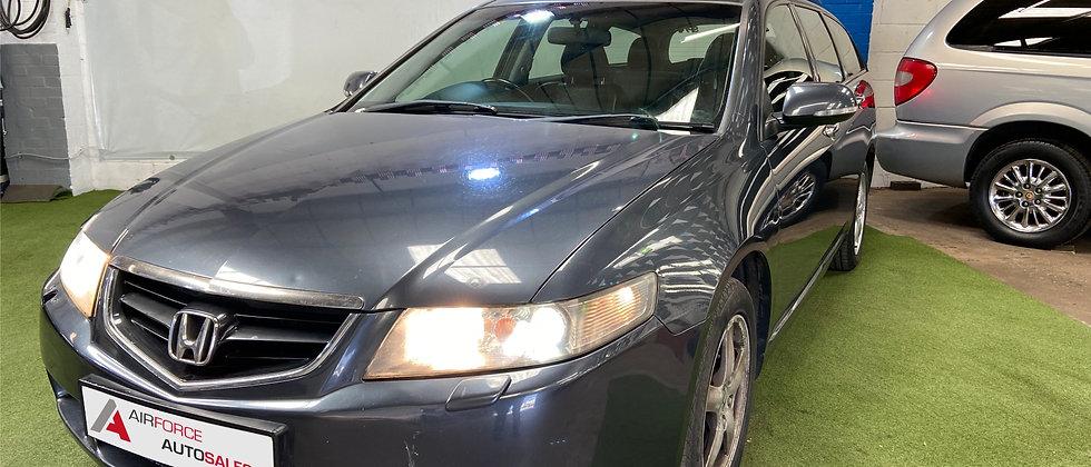 Honda Accord 2.4 i-VTEC Exec. Estate Auto