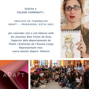 Col.laboració amb Colour Community