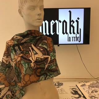 "@larebe    Projecte Final 2019   ""Meraki"""
