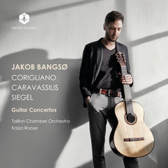 NEW ALBUM: GUITAR CONCERTOS