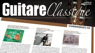Review in Guitare Classique
