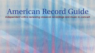 American Record Guide reviews Guitar Concertos