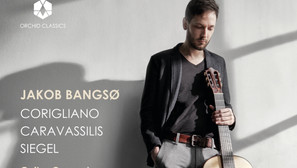 OUT NOW: Jakob Bangsø's new album 'Guitar Concertos' available on Orchid Classics!