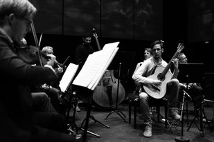 New guitar concerto by Wayne Siegel premiered at the Royal Library in Copenhagen