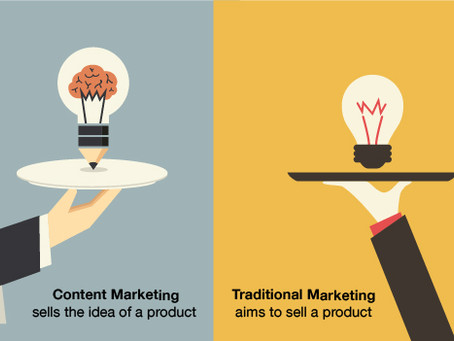 Content Marketing - The Internet Era