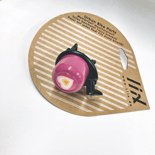 Liix Scooter Bell Herz pink