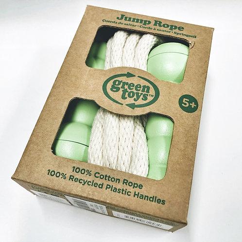 Green toys Springseil grün