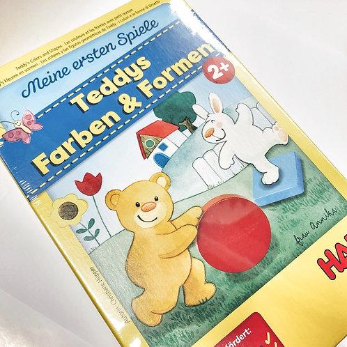 Meine ersten Spiele Teddys Farben & Formen