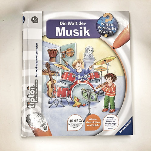 Ttiptoi Die Welt der Musik