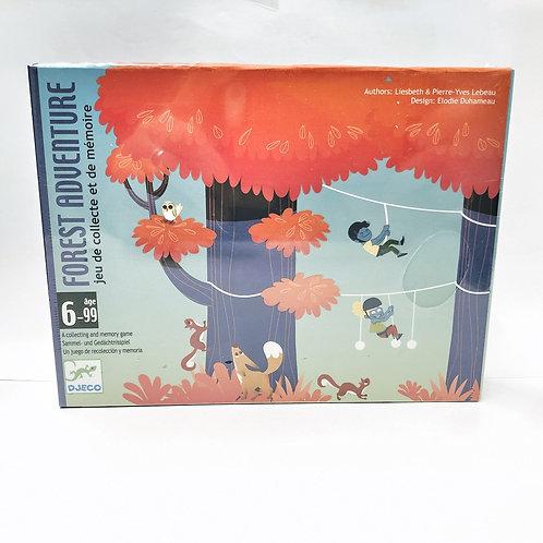 Djeco Kartenspiel Forest Adventure