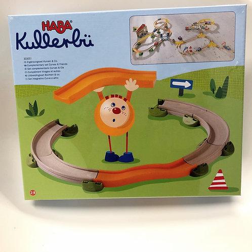 Haba Küllerbü Ergänzungsset Kurven & Co.