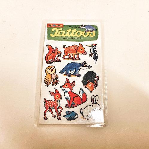 Tattoo Bauernhof