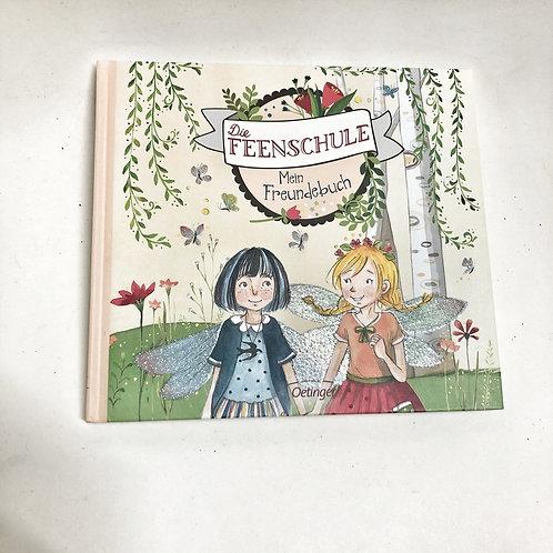 Meine Freundebuch Feenschule