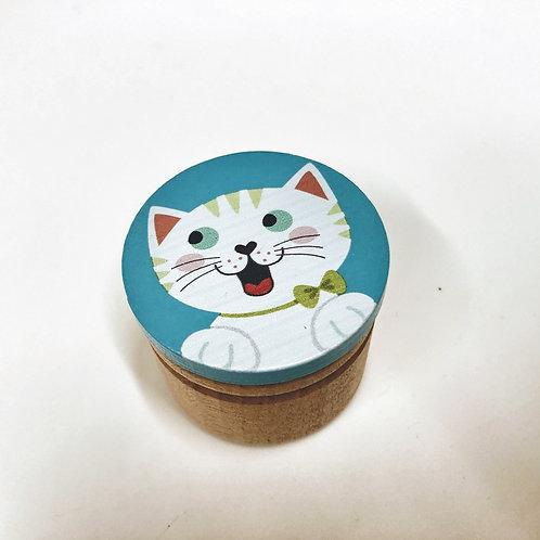 Zahndose Katze