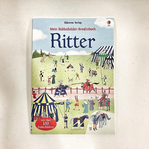 Usborne Rubbelbilder Ritter