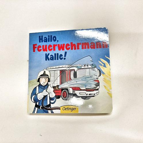 Oetinger Hallo Feuerwehrmann Kalle