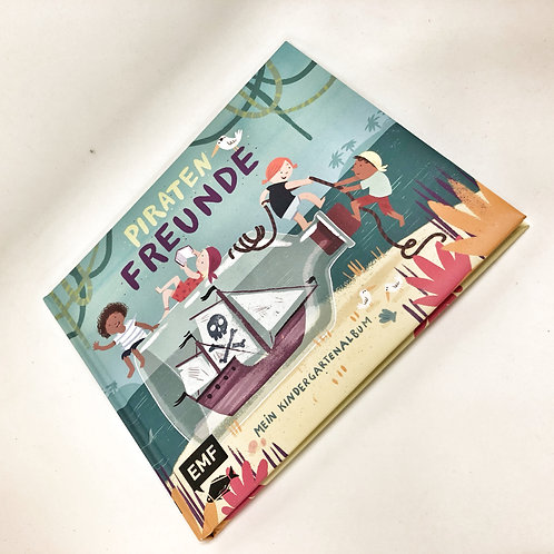 EMF Freundebuch Piraten