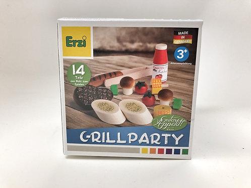 Erzi Grillparty