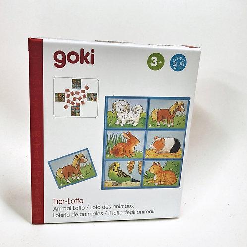 Goki Tier Lotto
