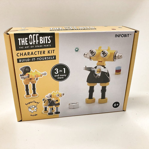 The Off Bits Character Kit INFOBIT