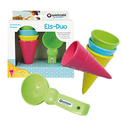 Spielstabil Set Eis Duo Fashion