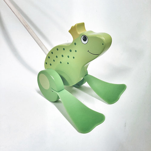 Goki Schiebetier Frosch