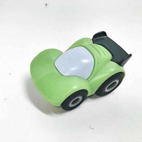 Haba Auto Kullerbü grün mit Schwungmotor