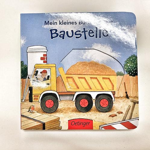 Oetinger Mein kleines Buch von der Baustelle