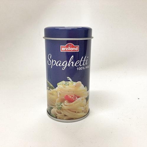 Erzi Spaghetti in der Dose