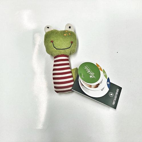 Rassel Frosch