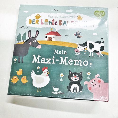 Magelan Mein Maxi Memo Bauernhof