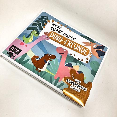 EMF Freundebuch Dino