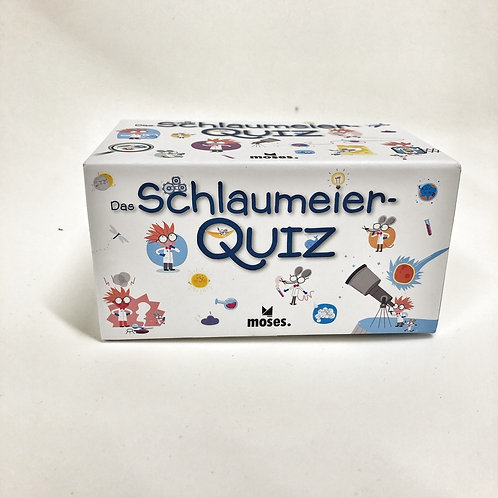 Moses Schlaumeier Quiz