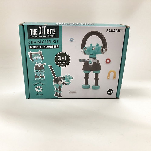 The Off Bits Character Kit BABABIT