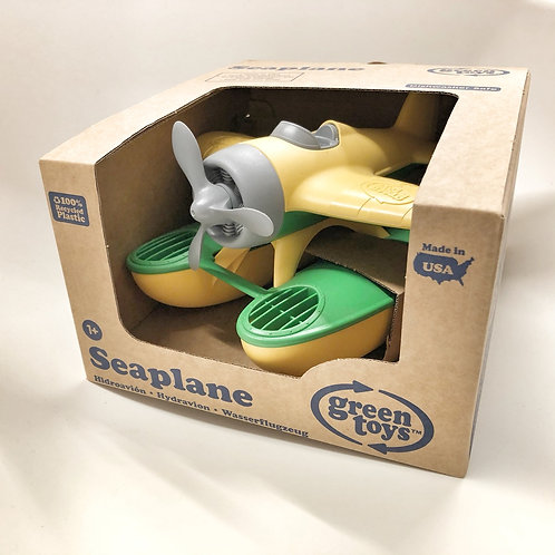 green toys Wasserflugzeug