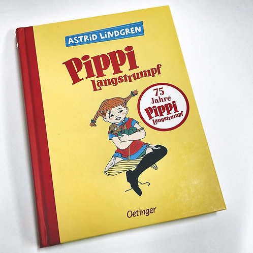 Oetinger Pippi Langstrumpf 75 Jahre
