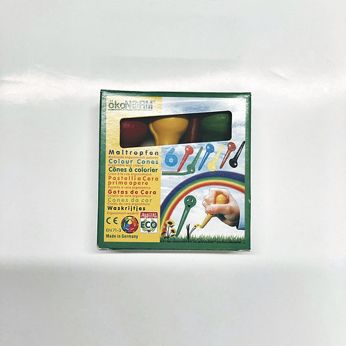 Maltropfen kartonetui 12 Farben