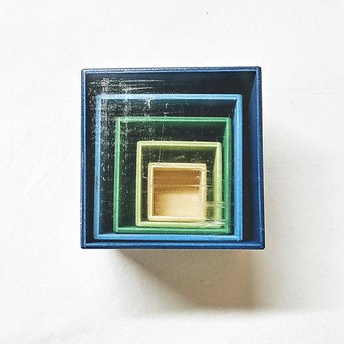 Grimms Kleiner Kistensatz Blau