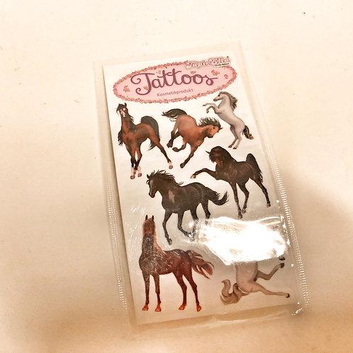 Tattoo Pferde