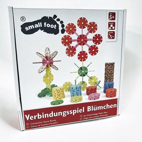 Small Foot Verbindungsspiel Blümchen