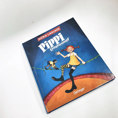 Oetinger Pippi Langstrumpf