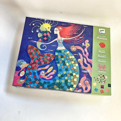 Djeco Mosaik Der Gesang der Meerjungfrauen