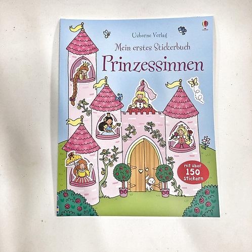 Usborne Stickerbuch Prinzessinnen