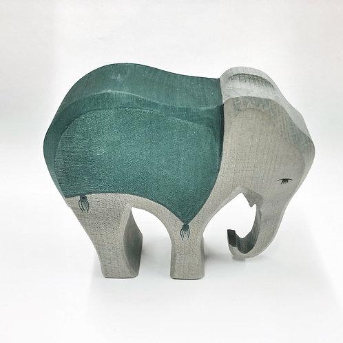Ostheimer Elefant (Sattel)