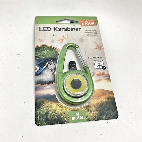 Expedition Natur LED Karabiner